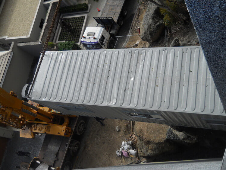Shipping Container Placement   Container Rental & Sales