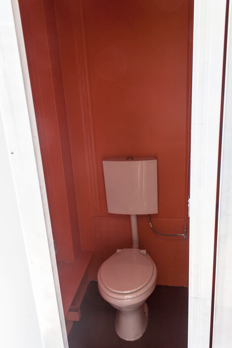 Toilet | Container Rental & Sales