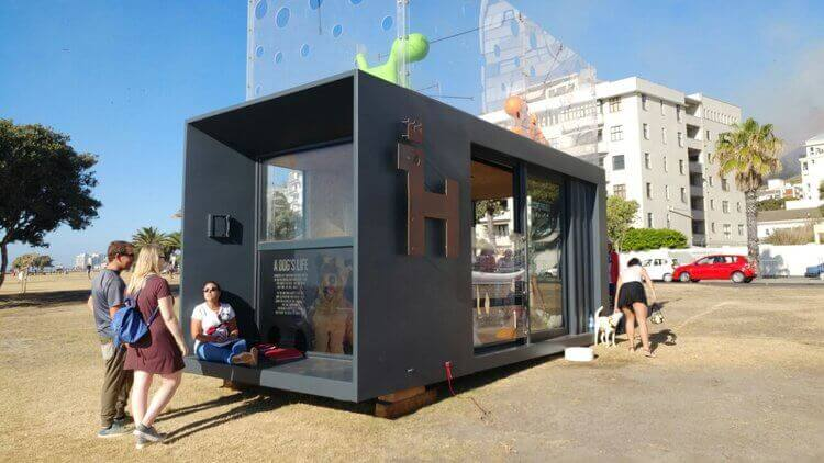 Fancy Shipping Office Container Ideas 194