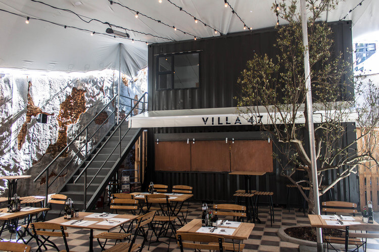 Villa Restaurant Shipping Container Ideas   Container Rental & Sales